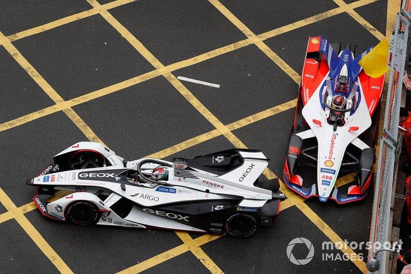 Хосе Марія Лопес, Dragon Racing, Penske EV-3, Паскаль Верляйн, Mahindra Racing, M5 Electro