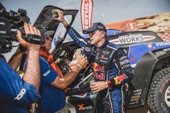 Карлос Сайнс, X-raid MINI JCW Rally Team, MINI JCW Buggy (№300)
