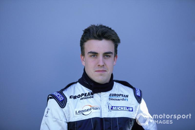 Fernando Alonso (2001)