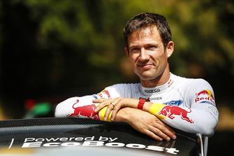 Себастьян Ож'є, Ford Fiesta WRC, M-Sport Ford