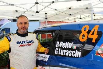 Roberto Pellè, Suzuki SWIFT Sport 1.6 R1B, Destra 4