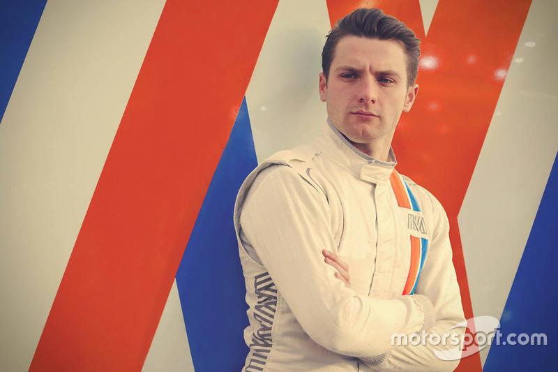 Jordan King, Manor Racing, Entwicklungsfahrer