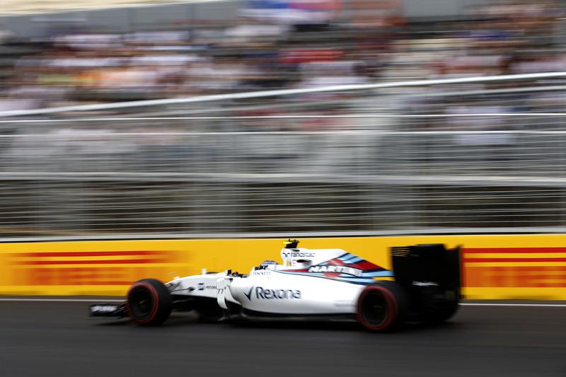 En 2016 durante la calificación, Valtteri Bottas estableció un récord de velocidad máxima no oficial en la Fórmula 1, acelerando a 378 km / h