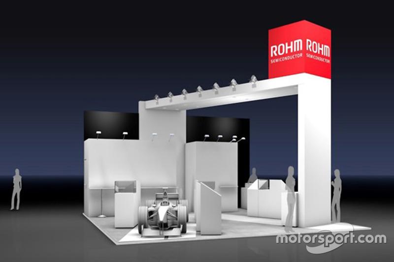 Venturi ROHM partnership