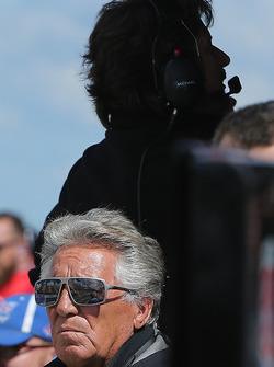 Mario Andretti, Michael Andretti