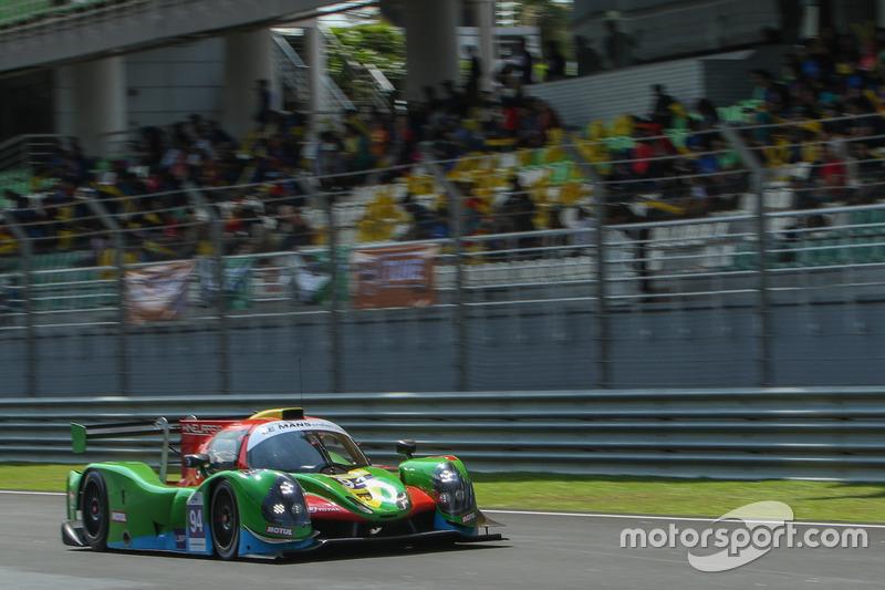 #94 Wineurasia Ligier JSP3: Edgar Lau, Yoshiharu Mori