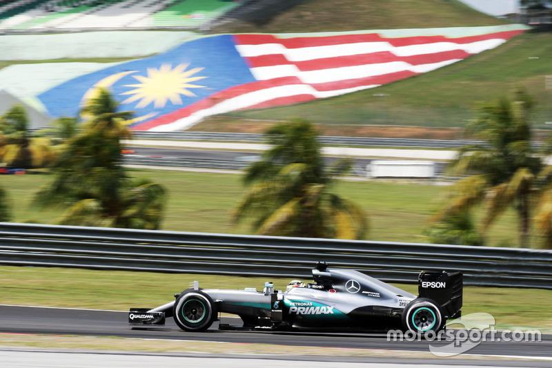 Malaysia, Sepang: Lewis Hamilton (Mercedes)