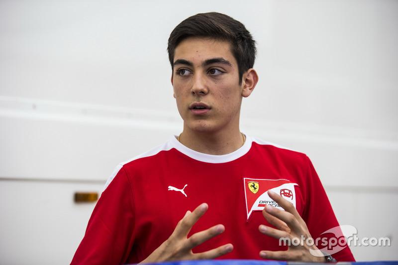 Giuliano Alesi, Trident
