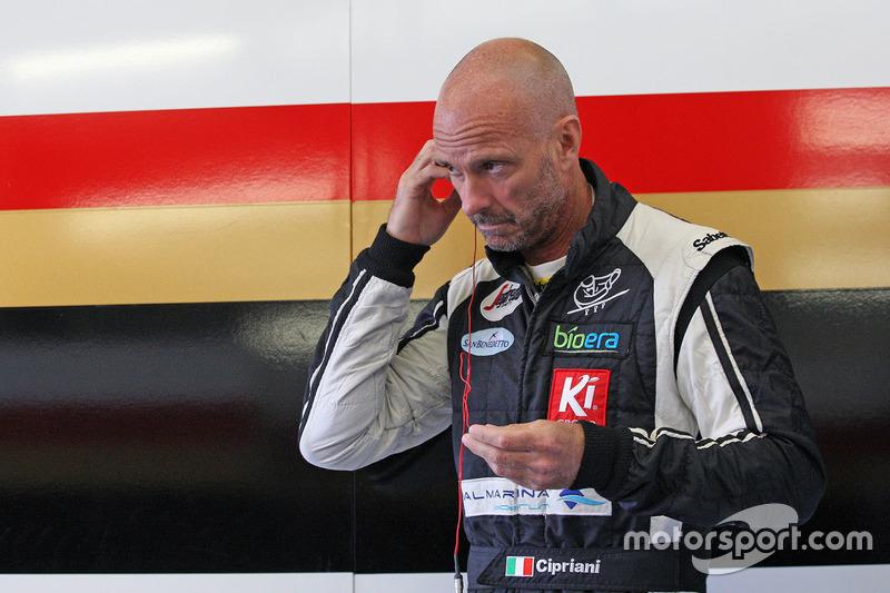 Мировая серия Формула V8 3.5. Самый возрастной: Джузеппе Чиприани, Il Barone Rampante (51 год)