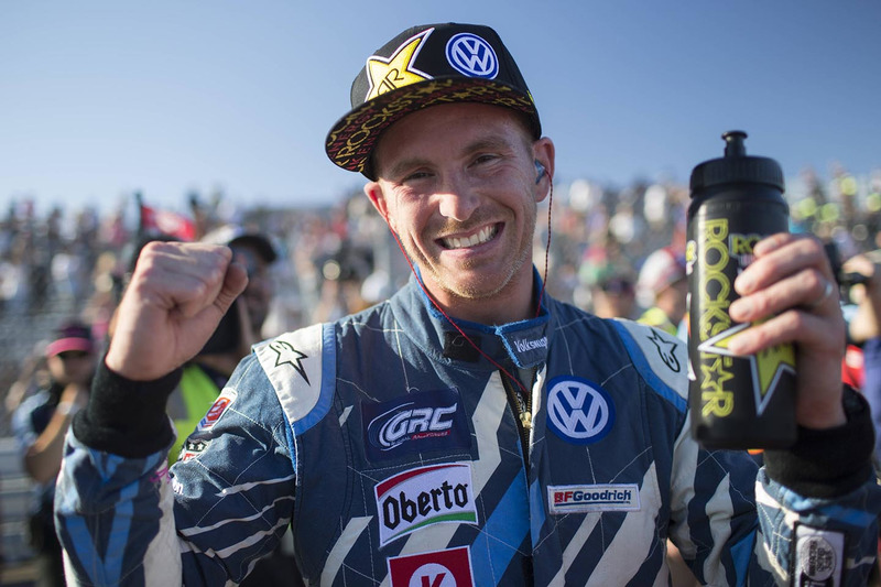 Ganador, Scott Speed, Andretti Autosport Volkswagen