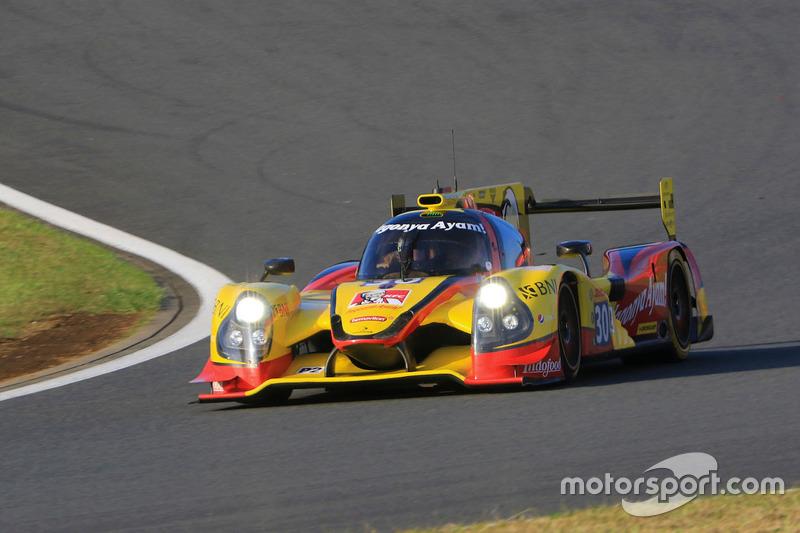 #30 Extreme Speed Motorsports, Ligier JS P2 - Nissan: Antonio Giovinazzi, Sean Gelael, Giedo Van der Garde