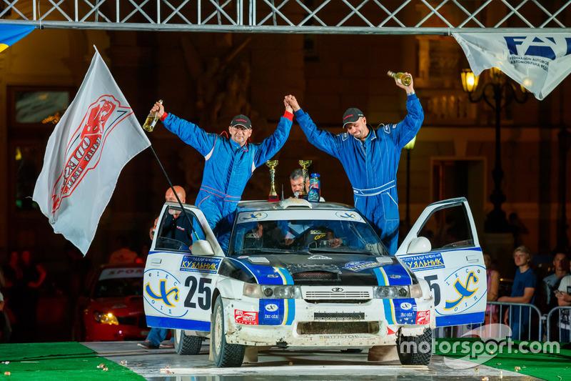 Ралі України (2WD Open): Михайло Горшков (Україна), Станіслав Прусс (Україна)