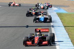 Луи Делетраз, Fortec Motorsports