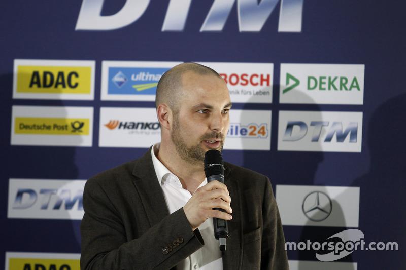 Press conference: Heiko Frasch, Executive Director ITR Marketing