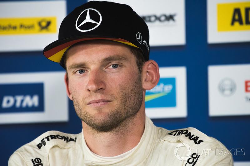 Persconferentie: Maro Engel, Mercedes-AMG Team HWA, Mercedes-AMG C63 DTM