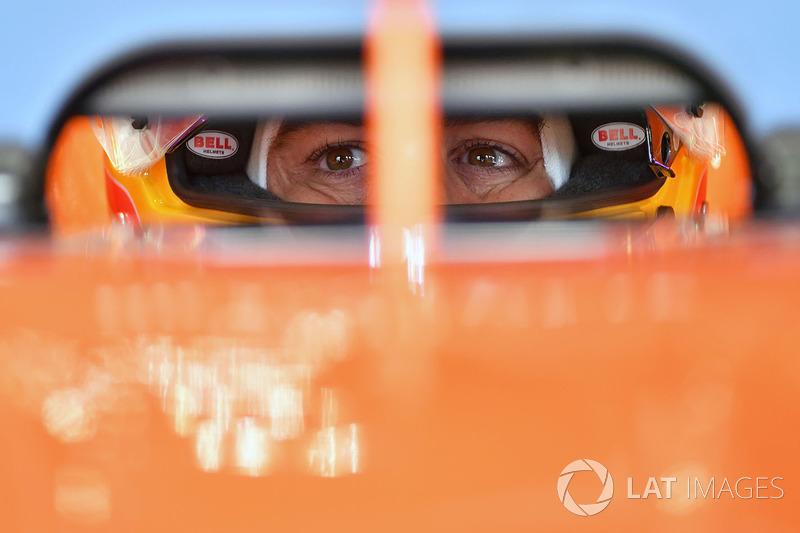 #9: Fernando Alonso, McLaren MCL32