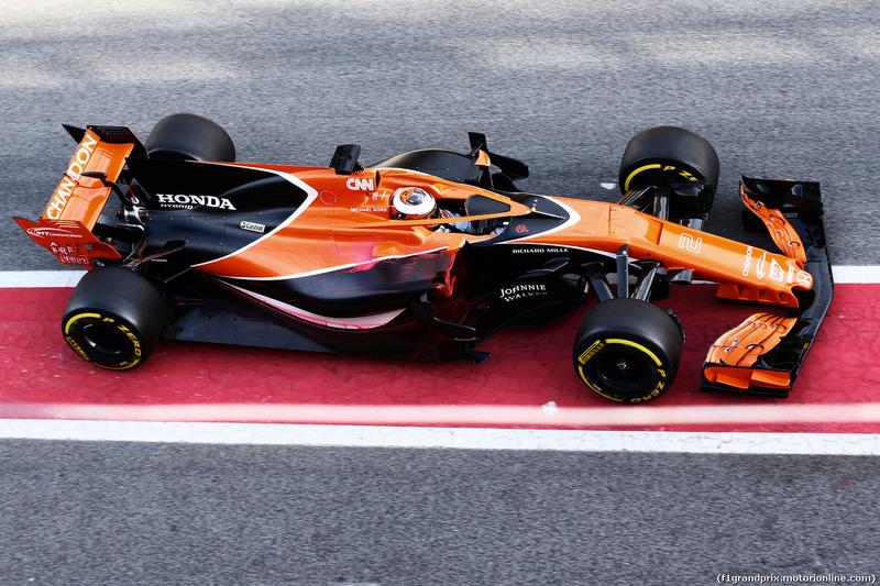 Rediseño del Halo McLaren