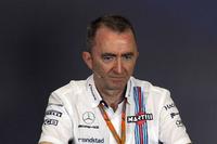 Paddy Lowe, Williams Teknik Direktörü