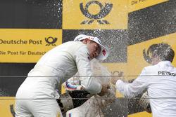 Podium: Paul Di Resta, Mercedes-AMG Team HWA, Mercedes-AMG C63 DTM