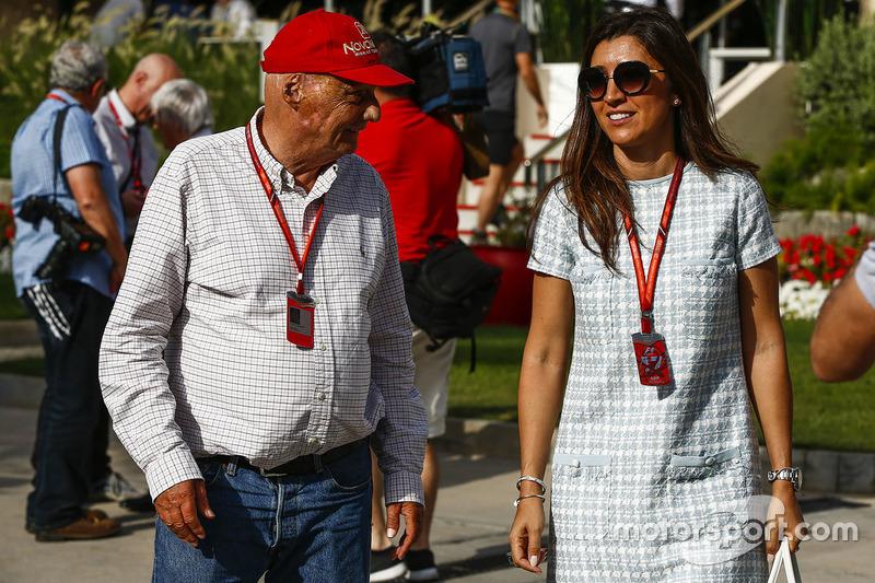 Niki Lauda, Non-Executive Chairman, Mercedes AMG