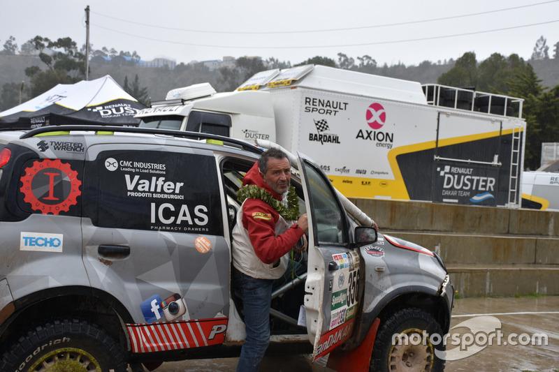 Giulio Verzeletti, Orobica Rally