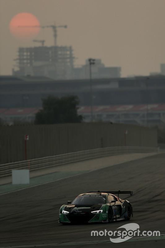 #5 Belgian Audi Club WRT Belgium Audi R8 LMS: Mohammed Bin Saud Al Saud, Mohammed Bin Faisal Al Saud, Marcel Fässler, Michael Vergers