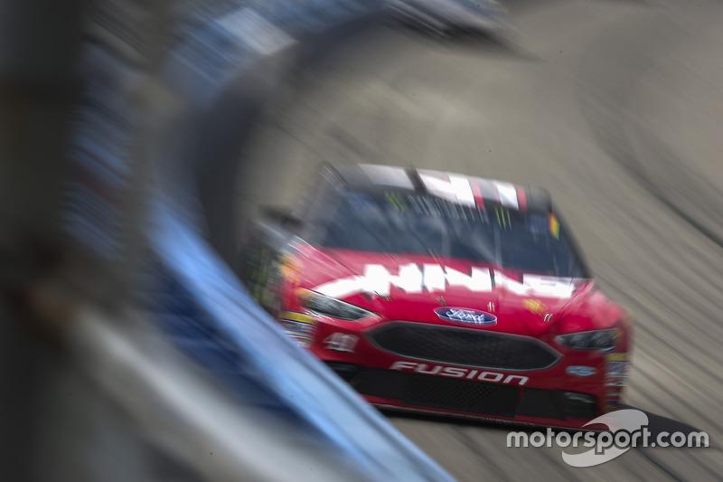 Kurt Busch, Stewart-Haas Racing, Ford