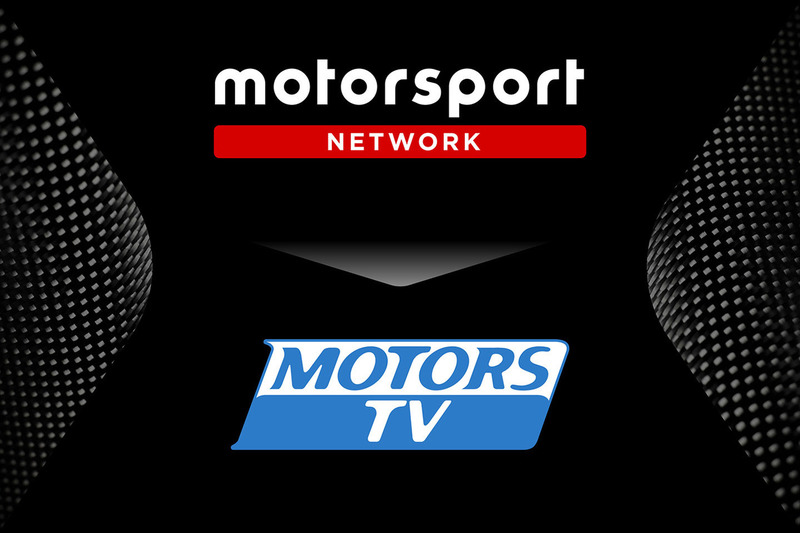 Motorsport.com and Motors TV announcement