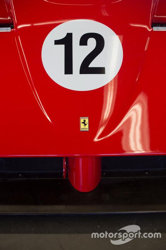 Detalle Ferrari 333 SP