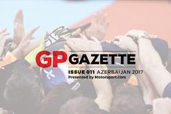 GP Gazette 011 Azerbaijan GP