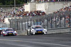 Maxime Martin, BMW Team RBM, BMW M4 DTM, Mattias Ekström, Audi Sport Team Abt Sportsline, Audi A5 DTM