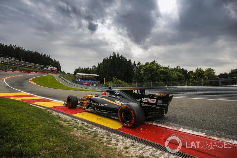 3. Nico Hulkenberg, Renault Sport F1 Team RS17