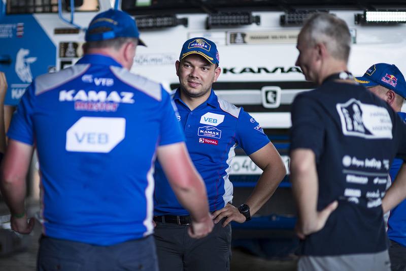 Ayrat Mardeev, Team Kamaz Master