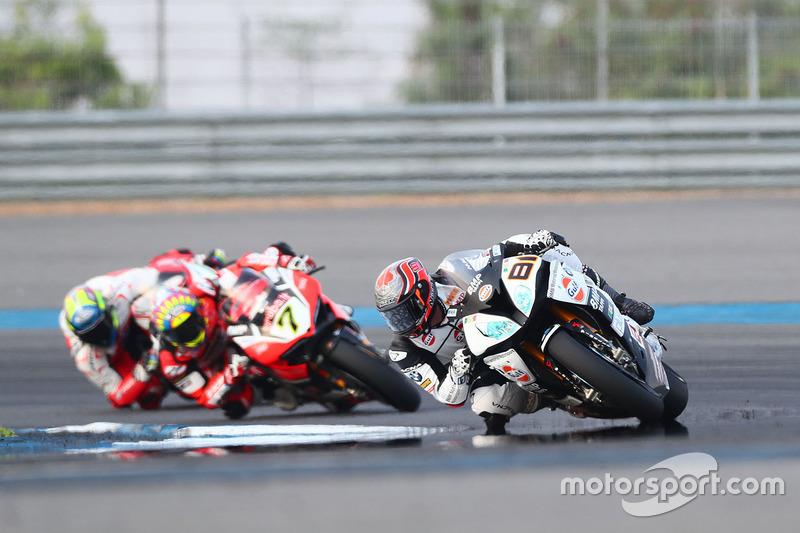 Jordi Torres, Althea BMW Racing, Chaz Davies, Ducati Team