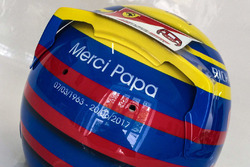 Helm van Charles Leclerc, PREMA Powerteam