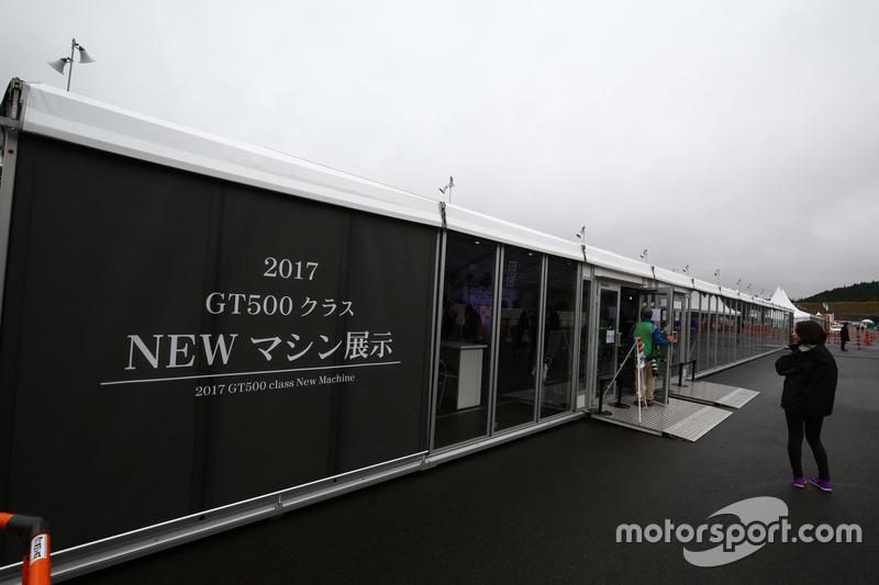 Die neuen Super-GT-Fahrzeuge für 2017