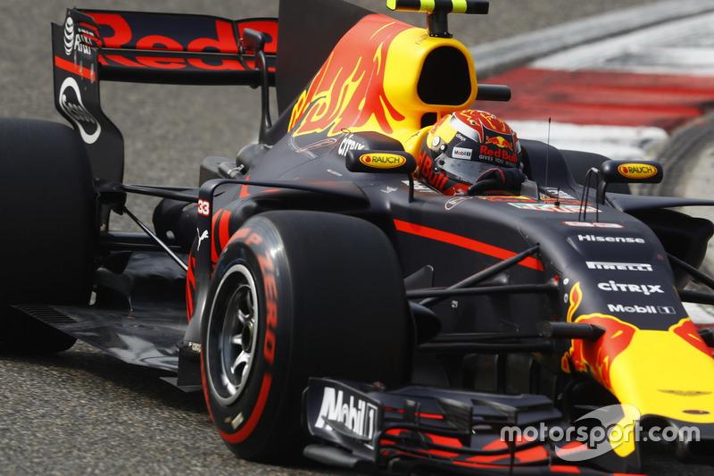 Макс Ферстаппен, Red Bull — 25