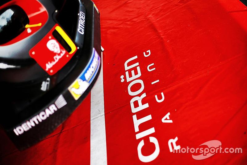 Service-Park: Citroën World Rally Team