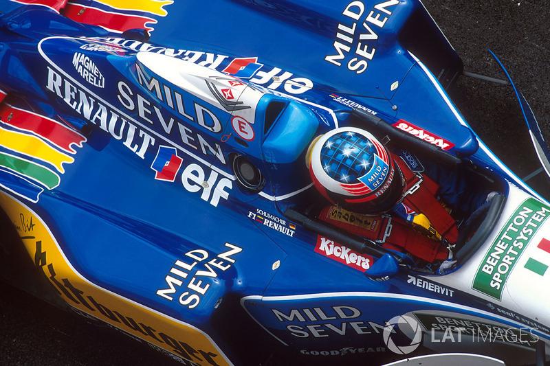 1995 - Benetton