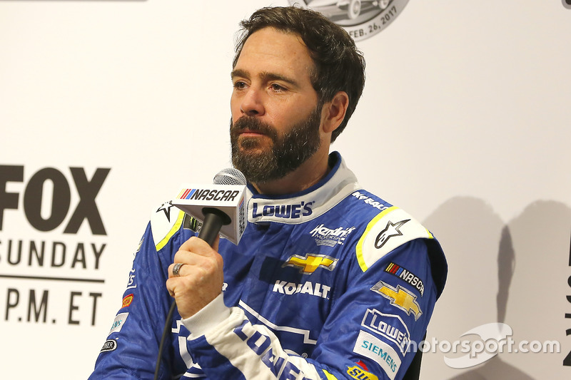 Джимми Джонсон, Hendrick Motorsports Chevrolet