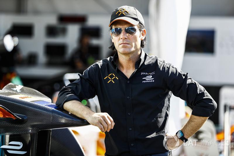 Jay Penske, director de Dragon Racing Team