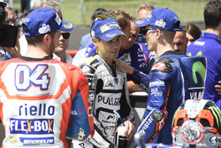 Maverick Viñales, Yamaha Factory Racing, Alvaro Bautista, Aspar Racing Team