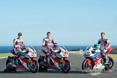 Präsentation: Team Honda