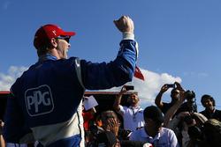 Переможець гонки Джозеф Ньюгарден, Team Penske Chevrolet