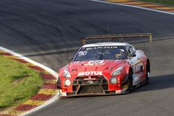 #22 Motul Team RJN Motorsport Nissan GT-R Nismo GT3: Метт Сіммонс, Метью Перрі, Струан Мур