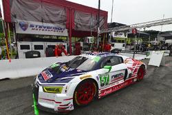 #57 Stevenson Motorsports Audi R8 LMS GT3