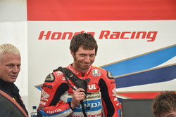 Guy Martin, Honda