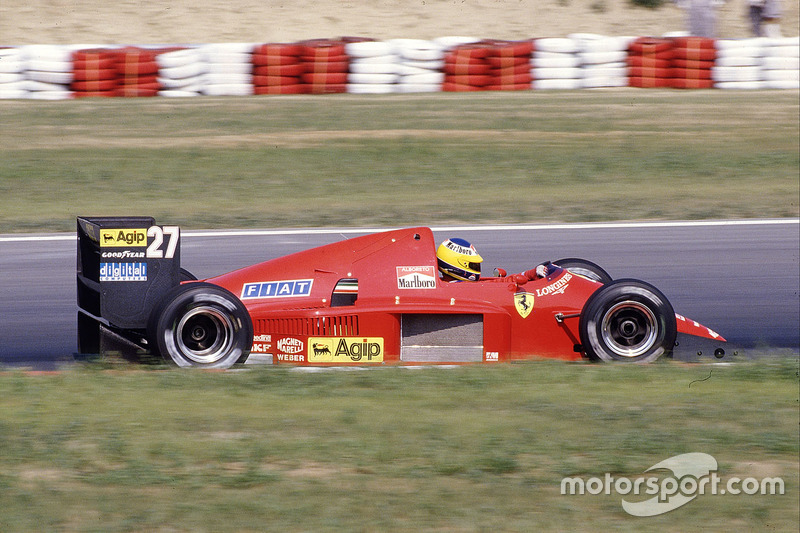 1986: Ferrari F1-86