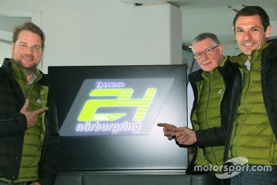24h Nürburgburgring logo unveil