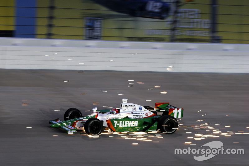 IndyCar. Нэшвилл, 2006 год, Тони Канаан